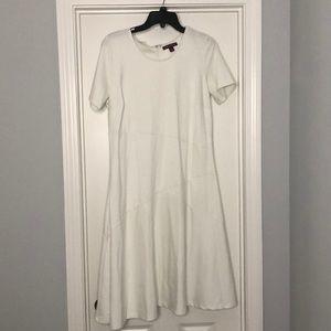 Jessica London White Dress